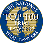 Top 100 Trial Lawyers, The National Trial Lawyers Award